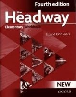 NEW HEADWAY FOURTH EDITION ELEMENTARY WORKBOOK PACK without KEY