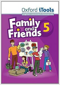 FAMILY AND FRIENDS 5 iTOOLS CD-ROM