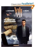 Bd, XIII Mystery: Le Jour Du Mayflower (Tome 20)