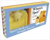 Spots Book and Snuggle Blanket