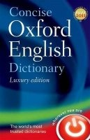 CONCISE OXFORD ENGLISH DICTIONARY 12th Edition (Luxury Edition)