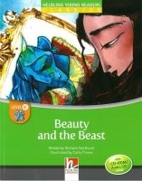 Helbling Young Readers Classics Stage E - Beauty and the Beast with CD-ROM Pack