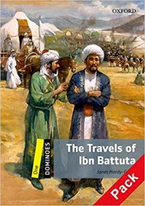 DOMINOES Second Edition Level 1 - THE TRAVELS OF IBN BATTUTA + MultiROM PACK