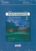 PATHWAYS LISTENING, SPEAKING AND CRITICAL THINKING 2 DVD
