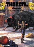 BD, Thorgal: Géants (Tome 22)