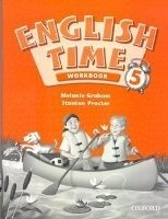 ENGLISH TIME 5 WORKBOOK