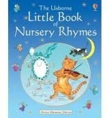 THE USBORNE LITTLE BOOK OF NURSERY RHYMES MINIATURE EDITIONS
