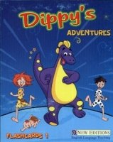 DIPPY´S ADVENTURES 1 FLASH CARDS