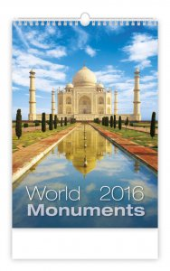 Kal. World Monuments N125-16