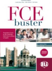 FCE BUSTER /SELF-STUDY EDITION with answer key/ + 2 audio CD´s