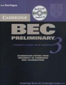 Cambridge BEC 3 Preliminary Self-study Pack