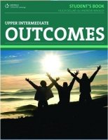 OUTCOMES UPPER INTERMEDIATE STUDENT´S BOOK + PIN CODE (MyOutcomes.com) + VOCABULARY BUILDER