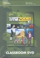 TIME ZONES 3 CLASSROOM DVD