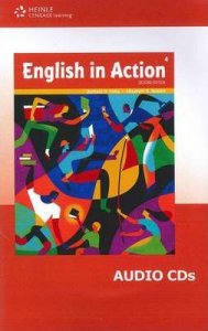 ENGLISH IN ACTION Second Edition 4 AUDIO CD