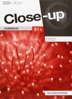 Close-up Second Edition B1+ Workbook with Online Workbook
