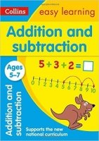 Addition and Subtraction Ages 5-7