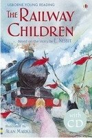 USBORNE YOUNG READING LEVEL 2: THE RAILWAY CHILDREN + AUDIO CD PACK