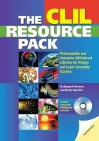 THE CLIL RESOURCE PACK Second Edition WITH INTERACTIVE WHITEBOARD SOFTWARE