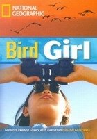 FOOTPRINT READERS LIBRARY Level 1900 - BIRD GIRL + MultiDVD Pack