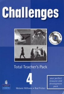 Challenges 4 - Teachers Book Pack