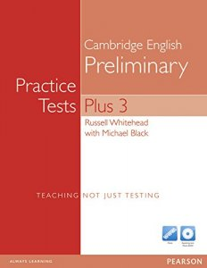 Practice Tests Plus Preliminatry without Key with Multi-ROM and Audio CD Pack
