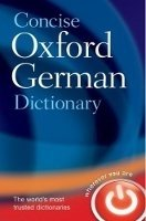 CONCISE OXFORD GERMAN DICTIONARY 3rd Edition