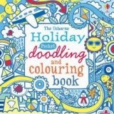 POCKET DOODLING AND COLOURING: HOLIDAY