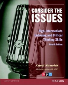 Consider the Issues 4th Edition Student's Book