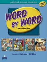 Word by Word Picture Dictionary with Wordsongs Music CD Beginning Lifeskills Workbook