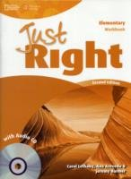 Just Right British English Elementary Workbook without Key