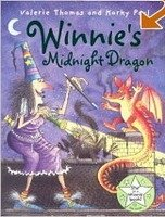 WINNIE´S MIDNIGHT DRAGON