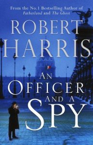 AN OFFICER AND A SPY - akce HB