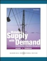 Matching Supply with Demand. 3th Ise ed.