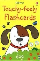 TOUCHY FEELY FLASHCARDS