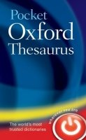 POCKET OXFORD THESAURUS Second Edition