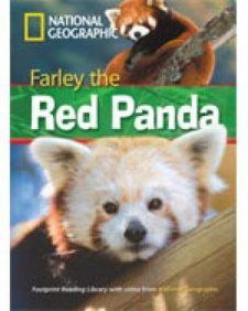 FOOTPRINT READERS LIBRARY Level 1000 - FARLEY THE RED PANDA + MultiDVD Pack
