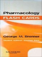 Pharmacology Flash Cards