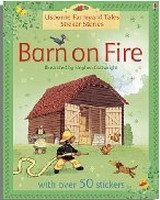 BARN ON FIRE (Farmyard Tales Sticker Storybooks)