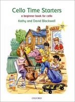 CELLO TIME STARTERS with AUDIO CD