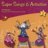 SUPER SONGS & ACTIVITIES 1 AUDIO CD