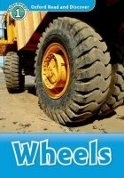 OXFORD READ AND DISCOVER Level 1: WHEELS + AUDIO CD PACK