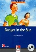 HELBLING READERS FICTION LEVEL 5 BLUE LINE - DANGER IN THE SUN + AUDIO CD PACK
