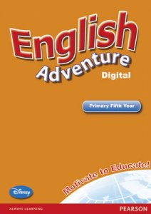 English Adventure 3 - Digital