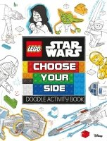 Lego Star Wars: Choose Your Side Doodle Activity Book