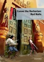 DOMINOES Second Edition Level 3 - CONAN THE BARBARIAN: RED NAILS + MultiROM Pack