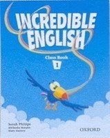 INCREDIBLE ENGLISH 1 TEACHER´S BOOK