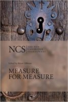 The New Cambridge Shakespeare: Measure for Measure 2nd Ed.