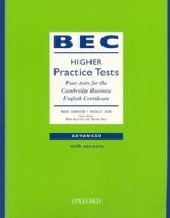 BEC PRACTICE TESTS 3 HIGHER BOOK WITH KEY