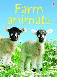 USBORNE BEGINNERS: FARM ANIMALS