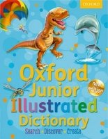 OXFORD JUNIOR ILLUSTRATED DICTIONARY New Edition